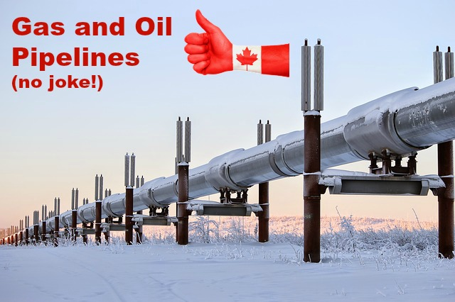 Gas and Oil Pipelines